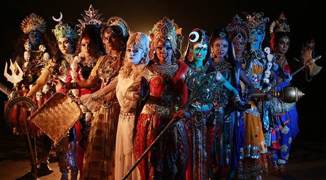 Dasamahavidhya featured
