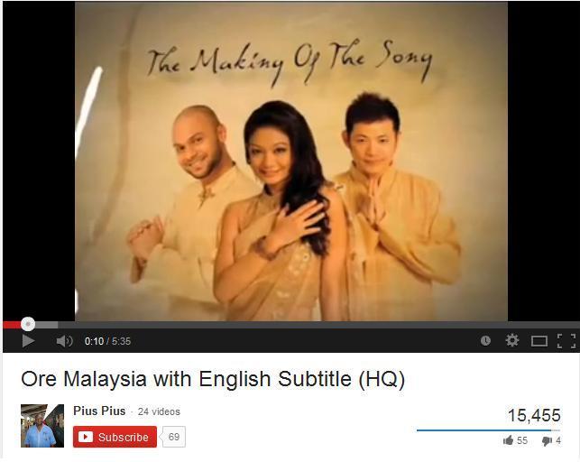 ore malaysia