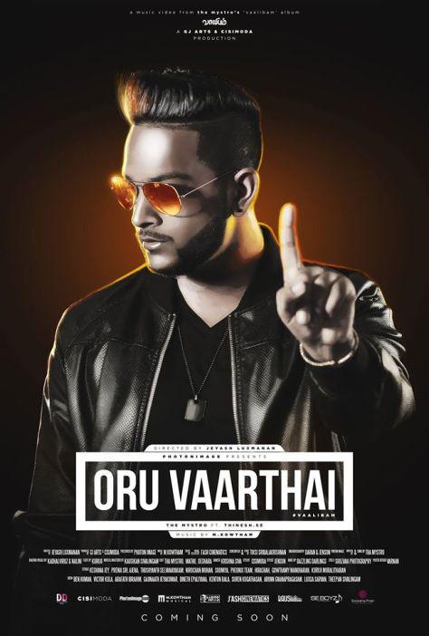 Tha Mystro stars in Oru Vaarthai!