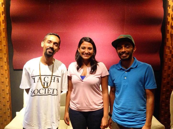 Balan Kashmir, Nadisha Thomas and D'Navigator